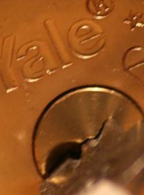 Cylinder lock decoder
