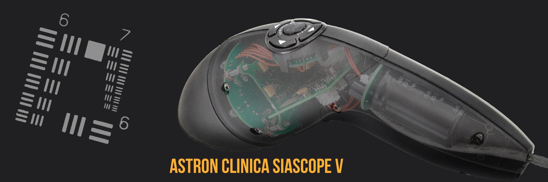 SIAscope V multi-spectral skin imaging camera